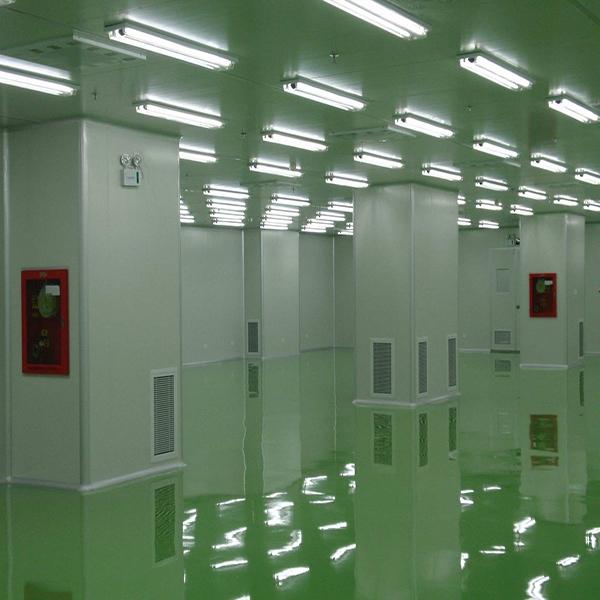 惠州工厂装修
